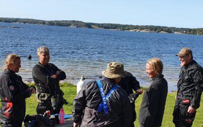 Tur til Gullmarnfjorden