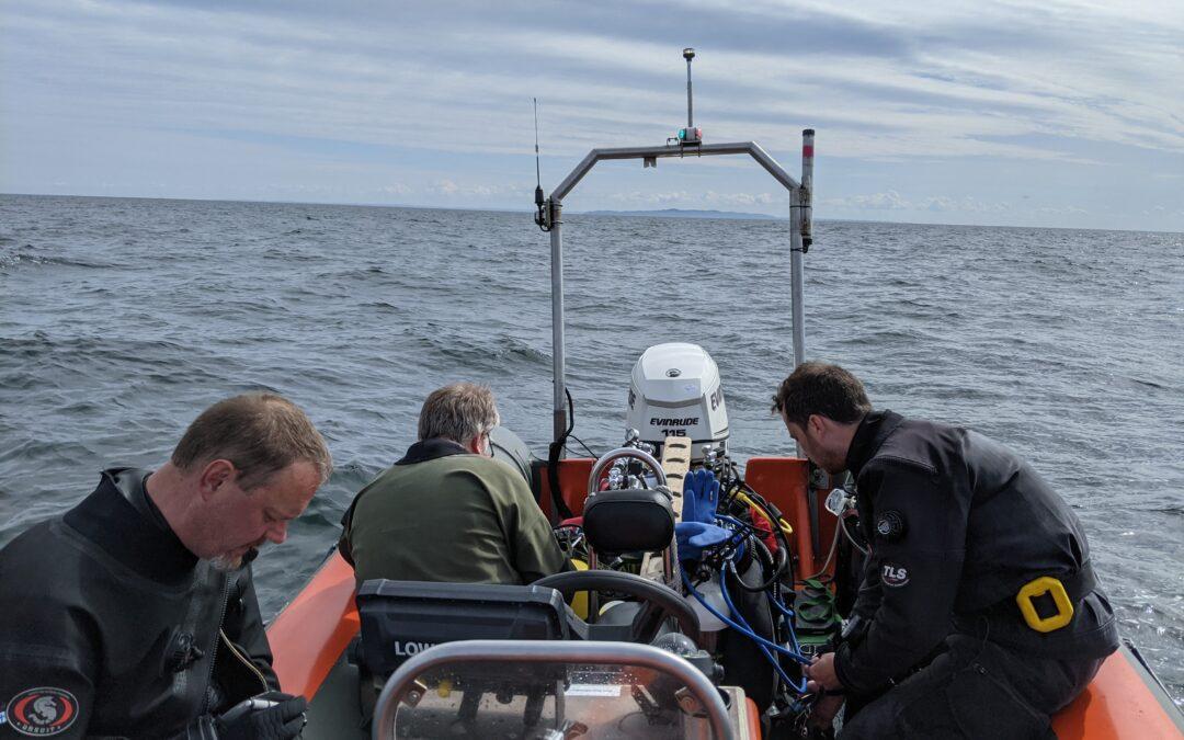 Frisk tur til Eisfish